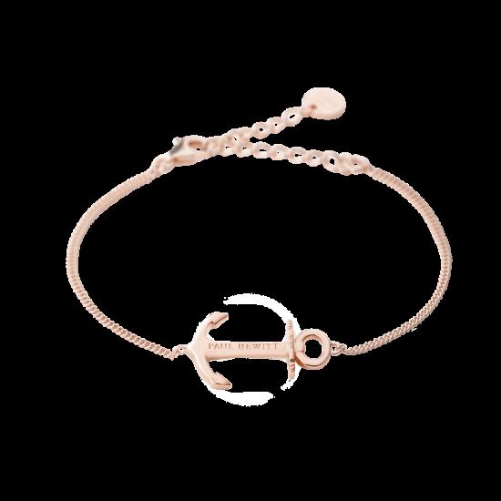 Bracelet Anchor Spirit ローズゴールド