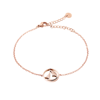 Bracelet Sail Away ローズゴールド