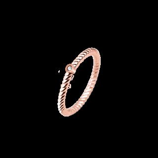 Ring Rope North Star ローズゴールド