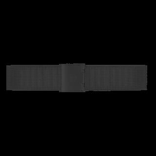 ベルト幅16�専用 ウォッチストラップ/ブラックメッシュ