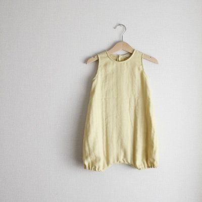 Sleeveless rompers
