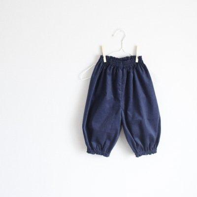 Corduroy balloon pants
