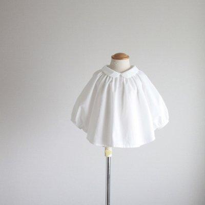 cotton circle blouse