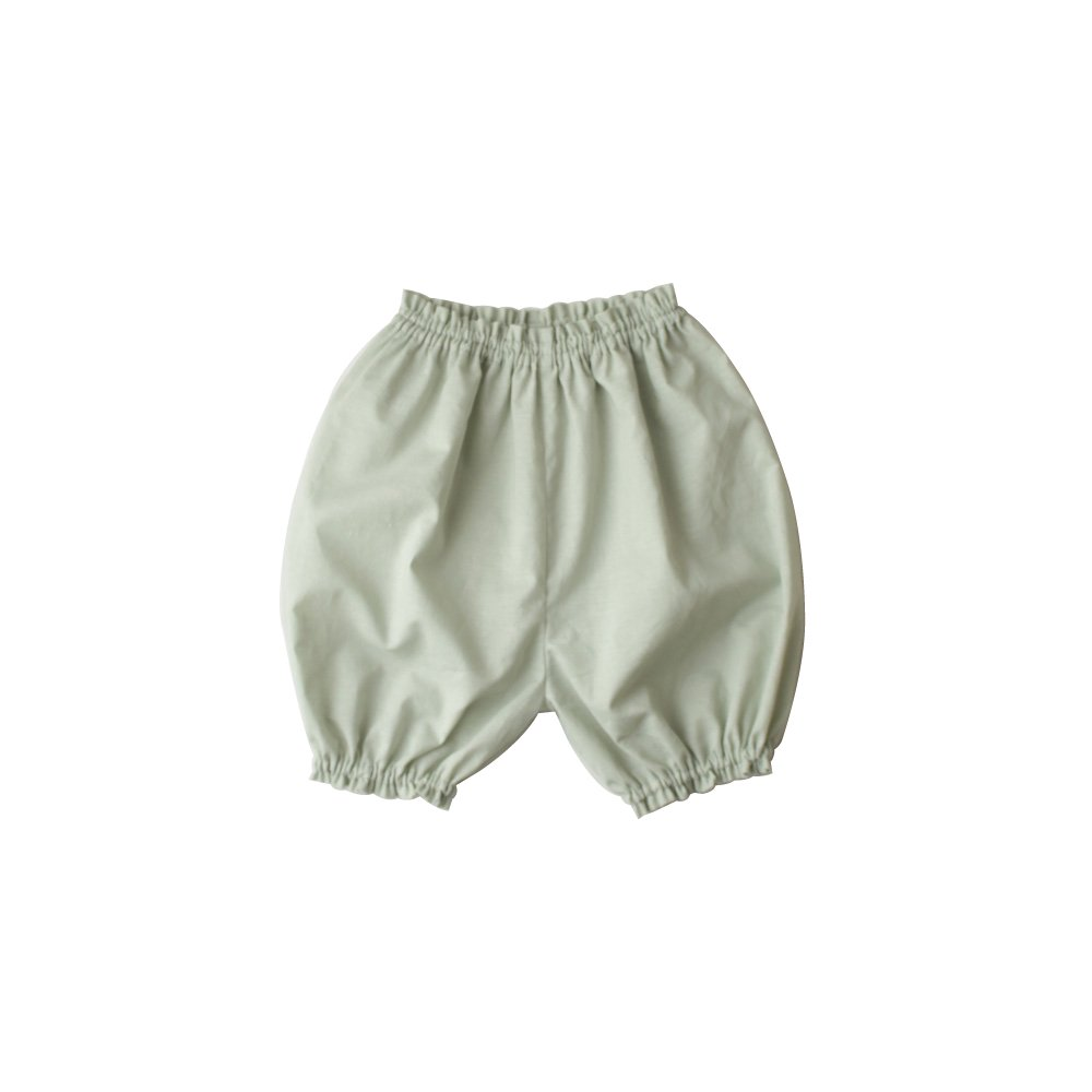 Cotton linen long bloomers