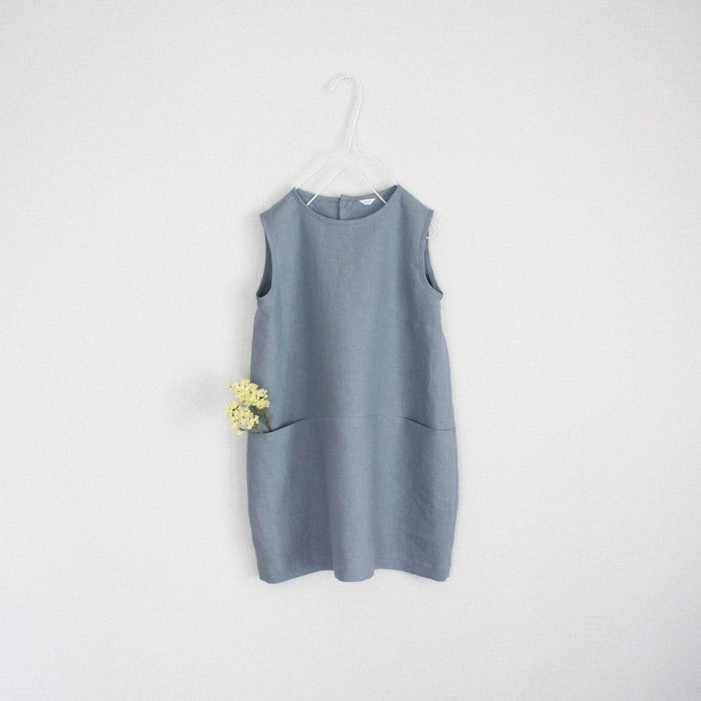 Cocoon dress & Salopette