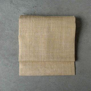アフリカ 大麻布  名古屋帯(仕立て上がり)