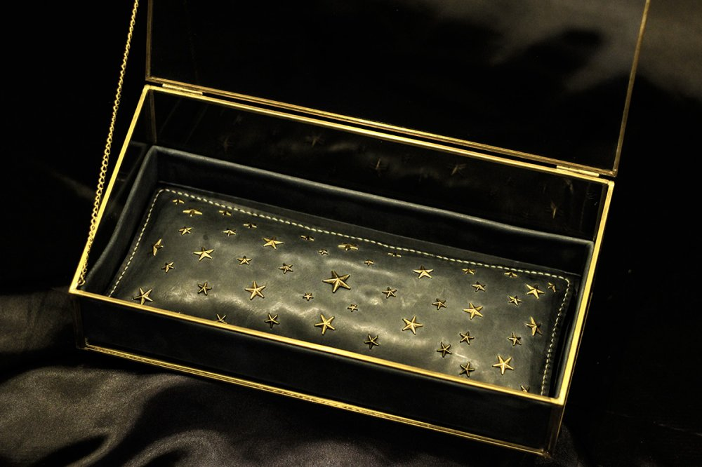 お財布のベッド MEN'S 深型 心屋仁之助モデル ビンテージブルー 2265
