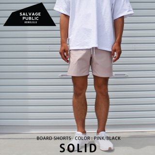 【30%OFF】SOLID ピンク ブラック/SALVAGE PUBLIC サルベージパブリック <img class='new_mark_img2' src='https://img.shop-pro.jp/img/new/icons20.gif' style='border:none;display:inline;margin:0px;padding:0px;width:auto;' />