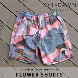 【10%OFF】FLOWER SHORTS/OH DAWN オードーン <img class='new_mark_img2' src='https://img.shop-pro.jp/img/new/icons20.gif' style='border:none;display:inline;margin:0px;padding:0px;width:auto;' />