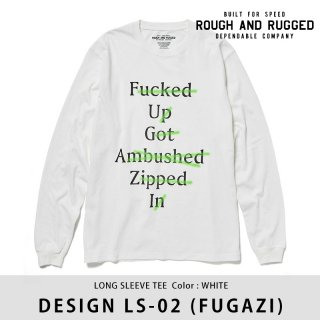 DESIGN LS-01/ROUGH AND RUGGED<img class='new_mark_img2' src='https://img.shop-pro.jp/img/new/icons8.gif' style='border:none;display:inline;margin:0px;padding:0px;width:auto;' />