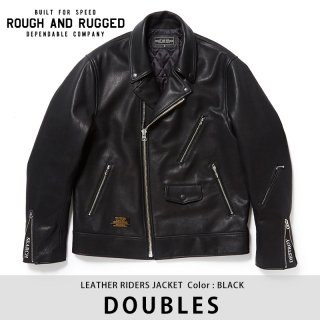 DOUBLES/ROUGH AND RUGGED