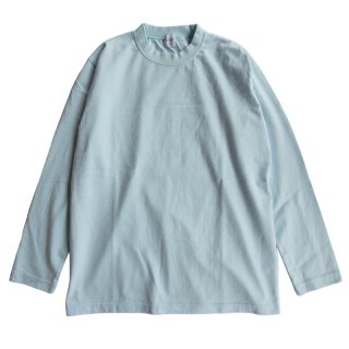【30%OFF】Basic L/S(ベーシックロングスリーブ) ミント/edit clothing エディットクロージング<img class='new_mark_img2' src='https://img.shop-pro.jp/img/new/icons34.gif' style='border:none;display:inline;margin:0px;padding:0px;width:auto;' />