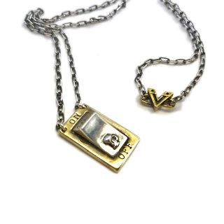 Switch Necklace/VIN'S ビンズ<img class='new_mark_img2' src='https://img.shop-pro.jp/img/new/icons15.gif' style='border:none;display:inline;margin:0px;padding:0px;width:auto;' />