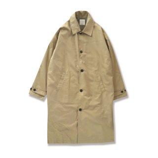 Soutien collar coat(ステンカラーコート) ベージュ/edit clothing エディットクロージング