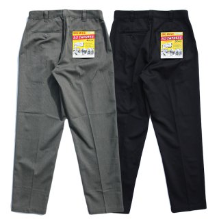 <img class='new_mark_img1' src='https://img.shop-pro.jp/img/new/icons13.gif' style='border:none;display:inline;margin:0px;padding:0px;width:auto;' />PIN TACK CHINO PANTS (杢GRAY/BLACK)/BIG MIKE ビッグマイク