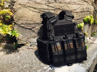 P642 PLATE CARRIER Gen2