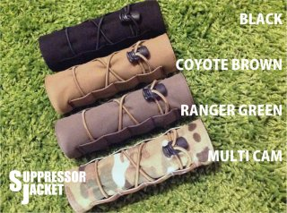 SUPPRESSOR JAKET