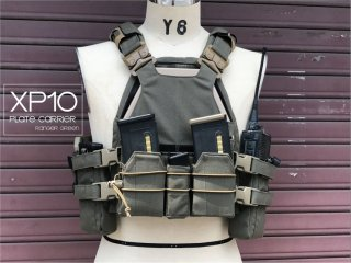 XP10 PLATE CARRIER