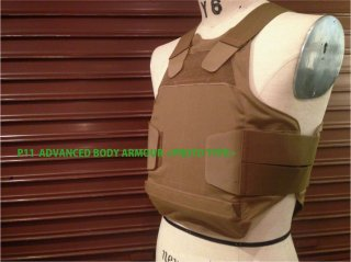 P11 ADVANCED BODY ARMOUR <PROTOTYPE>