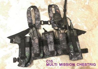 C15 MULTI MISSION CHESTRIG