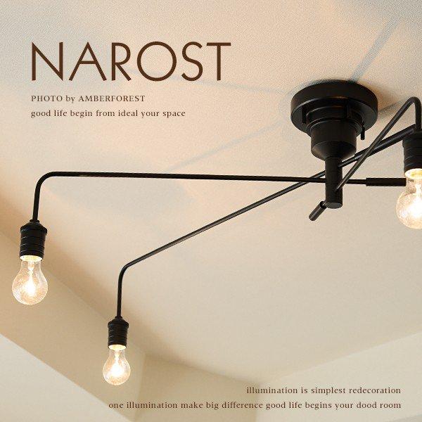 NAROST (LT-1651) シーリングライト