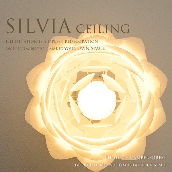 SILVIA mini (02009-CE) シーリングライト