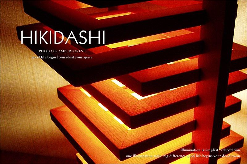 HIKIDASHI ヒキダシ [HD-101 HD-201] FLAMES フレイムス
