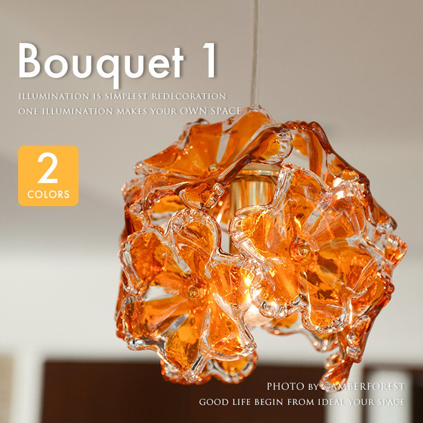 Bouquet pendant ブーケペンダント - GEM-6873