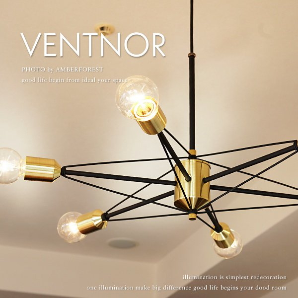 VENTNOR (LT-3411 LT-3413) ペンダントライト