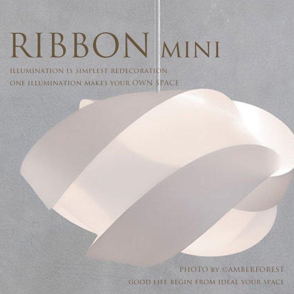 RIBBON mini リボン ミニ [02164-WH] UMAGE ウメイ