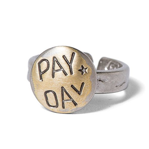 PAYDAY RING gravysource <img class='new_mark_img2' src='//img.shop-pro.jp/img/new/icons34.gif' style='border:none;display:inline;margin:0px;padding:0px;width:auto;' />