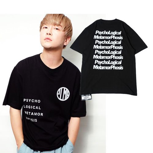 【PLMP】MARK LOGO SS TEE<img class='new_mark_img2' src='//img.shop-pro.jp/img/new/icons14.gif' style='border:none;display:inline;margin:0px;padding:0px;width:auto;' />