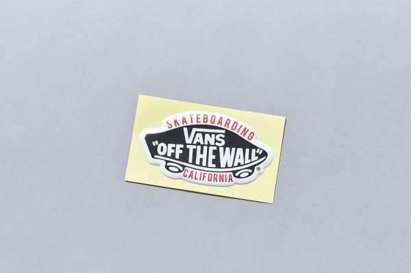 VANS Sticker SKATEBOARDING OTW