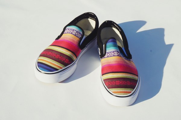 CLASSIC SLIP-ON(BAJA) MULTI/BLACK<img class='new_mark_img2' src='//img.shop-pro.jp/img/new/icons32.gif' style='border:none;display:inline;margin:0px;padding:0px;width:auto;' />