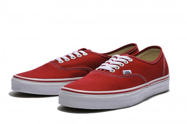 AUTHENTIC* RED