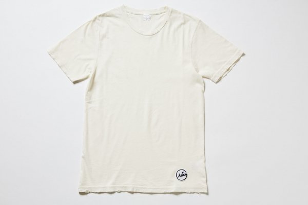 Destroyed Tee WHT