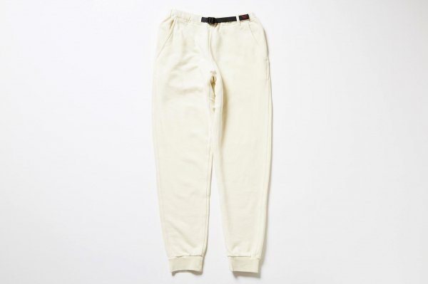 GRAMICCI SWEAT NARROW RIB PANTS<img class='new_mark_img2' src='//img.shop-pro.jp/img/new/icons32.gif' style='border:none;display:inline;margin:0px;padding:0px;width:auto;' />