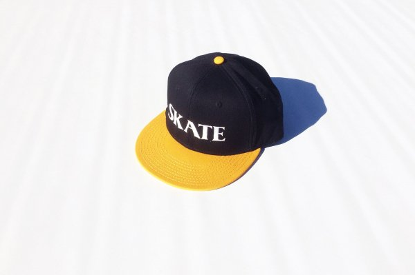 SKATE cap<img class='new_mark_img2' src='//img.shop-pro.jp/img/new/icons38.gif' style='border:none;display:inline;margin:0px;padding:0px;width:auto;' />