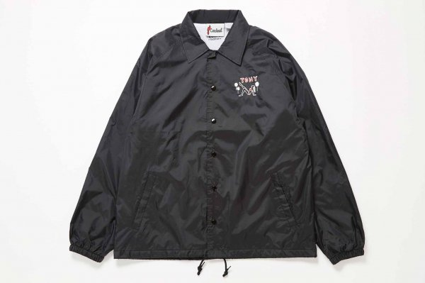 Cardiel Coach Jacket(TONY)