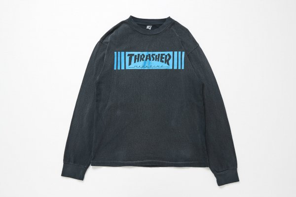 THRASHER Long Sleeve Tee<img class='new_mark_img2' src='//img.shop-pro.jp/img/new/icons38.gif' style='border:none;display:inline;margin:0px;padding:0px;width:auto;' />