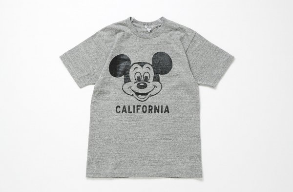 Mickey Mouse CALIFORNIA Tee