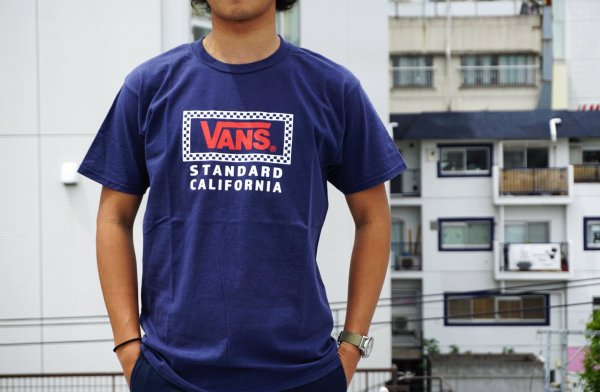 VANS×SC SD-CAL S/S T-Shirts<img class='new_mark_img2' src='//img.shop-pro.jp/img/new/icons32.gif' style='border:none;display:inline;margin:0px;padding:0px;width:auto;' />