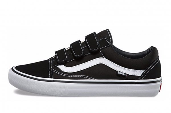 Old Skool V Pro BLACK/WHITE