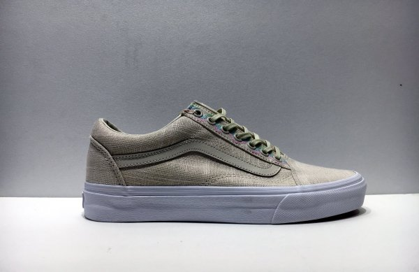 OLD SKOOL (HEMP LINEN) TURTLEDOVE/TR