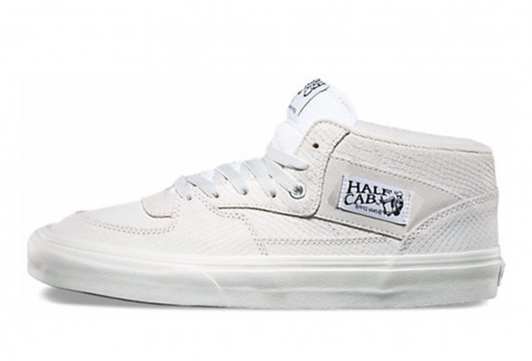 HALF CAB (SNAKE) BLANC DE BLANC/BLAN<img class='new_mark_img2' src='//img.shop-pro.jp/img/new/icons32.gif' style='border:none;display:inline;margin:0px;padding:0px;width:auto;' />