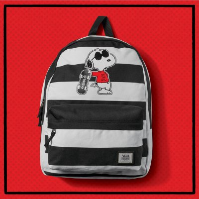PEANUTS REALM BACKPACK JOE COOL