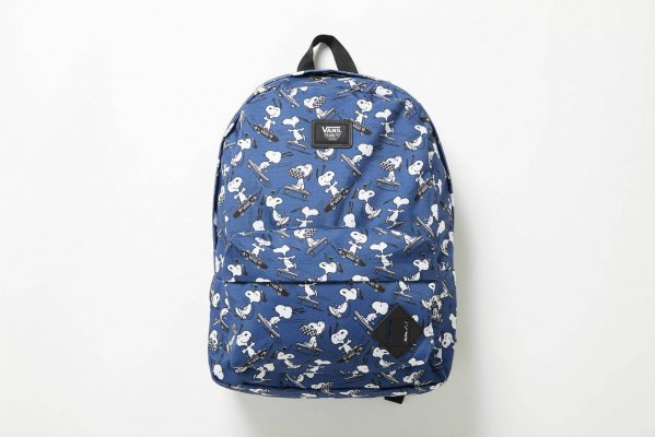 OLD SKOOL II BACKPACK TRUE NAVY