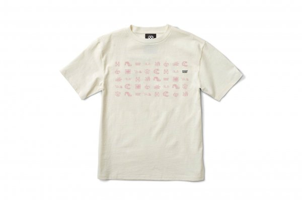 BRAINDEAD TEE MARSHMALLOW