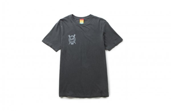 VANS X BROS MARSHALL TEE  BLACK OVER