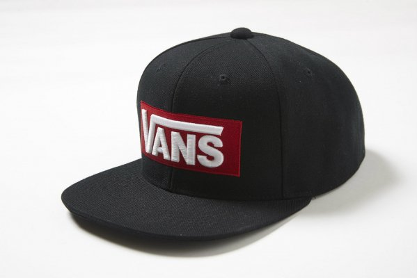 3D Vans Six-Panels Snap Back Cap